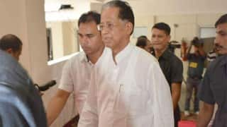 Committed towards timely updation of NRC: Tarun Gogoi