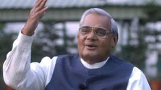 Atal Bihari Vajpayee, five time MP from Lucknow, will not vote in third phase of Uttar Pradesh Assembly Elections 2017