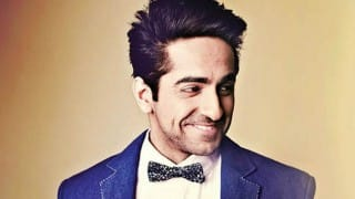 Ayushmann Khurrana wants to playback for Shah Rukh Khan