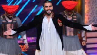 Post Bajirao Mastani, Ranveer Singh keen to foray into television