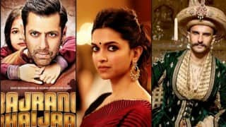 Sony Guild Awards 2016 winners list: Bajrangi Bhaijaan, Deepika Padukone & Ranveer Singh adjudged the best