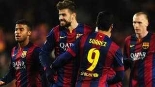 Barcelona in Club World Cup final after Suarez hat-trick
