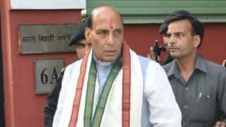 Rajnath Singh to pay homage to BSF plane crash victims on December 23