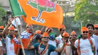 Gujarat Local Body Election Results 2015: BJP all set for a clean sweep victory; Congress to be decimated