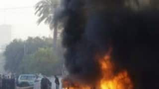 Two low intensity explosions rock Guwahati; two critically injured