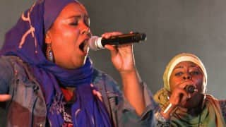 Britain's first Muslim hip-hop duo 'uniting' people with rap