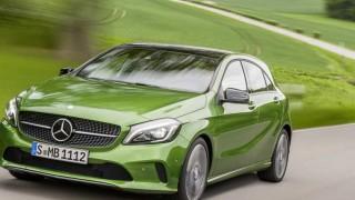 Mercedes Benz launches new A Class