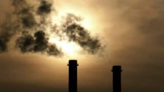 Global fossil-fuel emissions may decline in 2015: study