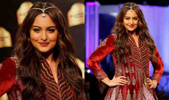 Sonakshi Sinha Open To Pursuing Fashion Designing In Future India Com