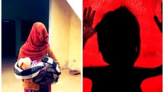 28 दिन की बच्ची के साथ किया गया दुष्कर्म
