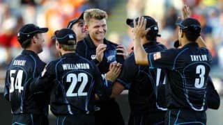 Corey Anderson recalled in New Zealand's ODI squad for India