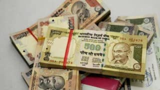 Rupee gains 4 paise against dollar in early trade