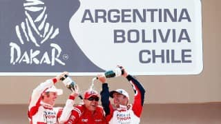 Some 90,000 fans to attend 2016 Dakar Rally in Bolivia