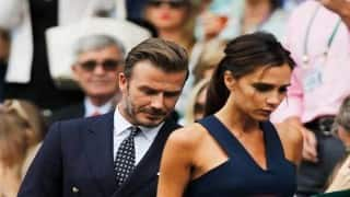 David Beckham pays tribute to Paris attack victims