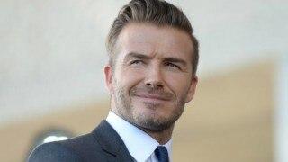 David Beckham little private jet treat is worth 1000 euros