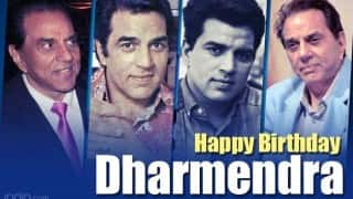 Dharmendra Birthday: Top 7 songs of Bollywood's Action King!