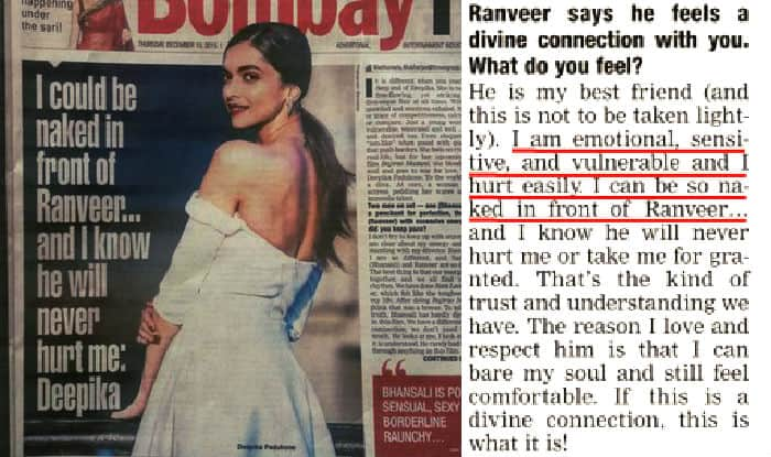 Times Of India Insults Deepika Padukone Again This Time Toi Cuts Down On Editorial Ethics