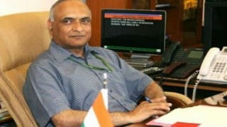 RK Mathur, former Defence Secretary appointed as the Chief Information Commissioner of India