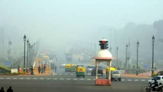 This is the hottest winter Delhi is experiencing in 5 years with lowest temperatures constant at 12.2 degree C