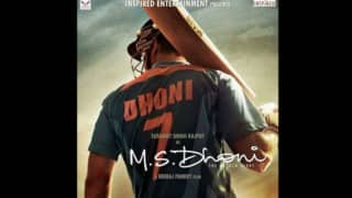 M.S. Dhoni biopic to release on September 2, 2016