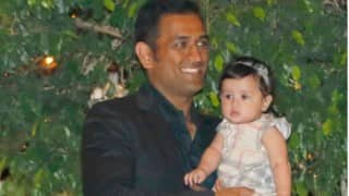 MS Dhoni's post for daughter Ziva on Facebook will melt your hearts!