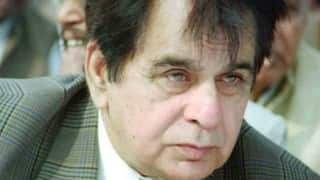 Getting Padma Vibhushan was a tearful moment: Dilip Kumar