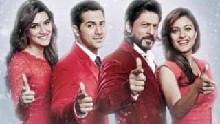 Dilwale box office: Shah Rukh Khan film collects Rs 215 crore in a week; Rs 102.65 crore domestic