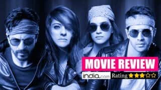 Dilwale movie review: Shah Rukh Khan the romantic & Kajol the femme fatale entertain!