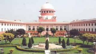 Prepare procedure, Supreme Court to centre on judges appointment