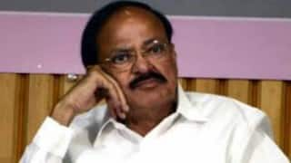 Venkaiah Naidu: Railways should not have conducted demolition drive in winter