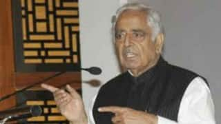 Jammu & Kashmir CM: Narendra Modi's Pakistan visit step in right direction