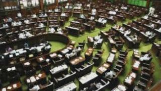 Congress, TMC boycott Lok Sabha for day over Virendra Singh remark