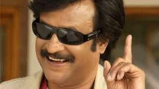 Rajinikanth proud of fans' efforts for Chennai