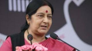 Sushma Swaraj to make a statement in Parliament on Indo-Pak developments