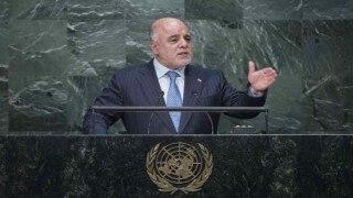 बान की-मून ने इराक के प्रधानमंत्री को बधाई दी