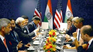 Narendra Modi at COP21: By 2030 India will reduce emissions by 35 per cent
