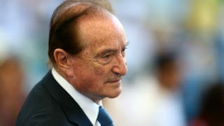 Eugenio Figueredo bribes paid 'for decades' - prosecutor