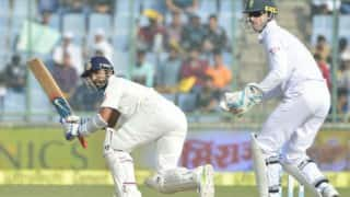 IND 190/4 | STUMPS | India vs South Africa 4th Test 2015 Day 3 Live Cricket Score Updates: IND vs SA in 81 Overs