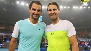 Coca-Cola IPTL: Rafael Nadal downs Roger Federer in thriller as Indian Aces beat UAE Royals