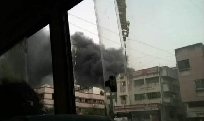 4 Dead In Gas Cylinder Explosion At Pune Hotel India Com