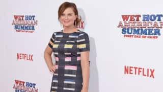 Amy Poehler to receive Hollywood Walk Of Fame star
