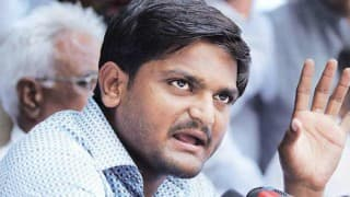 Hardik Patel files bail plea in High Court in Surat sedition case