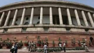 Rajya Sabha again disrupted on DDCA issue