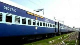 Central Railway to bring local train with modified seating arrangements