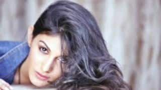 Amyra Dastur very excited to meet Jackie Chan