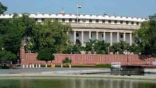 Parliament adjourned till 2pm over Arunachal Pradesh crisis, other issues