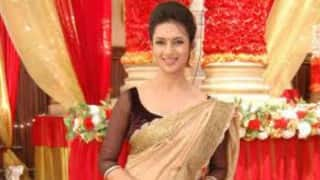 Yeh Hai Mohabbatein: Divyanka Tripathi enjoys adventurous shoot for TV show