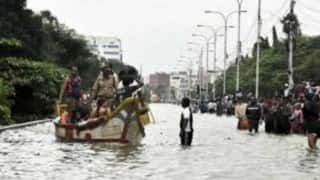 Chennai floods: When reel heroes became real heroes