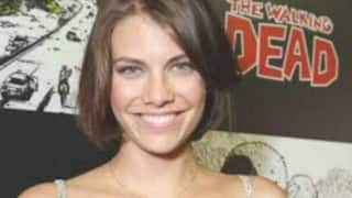 Lauren Cohan's new `Walking Dead` hairdo creates stir among fans
