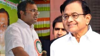 ED, Income Tax raid firms lined to Karti Chidambaram in connection to Aircel-Maxis scam